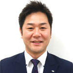 第55代理事長 江藤 将太の写真